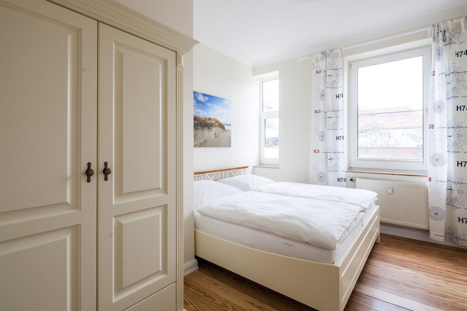 Ostseestrand Schlafzimmer 3