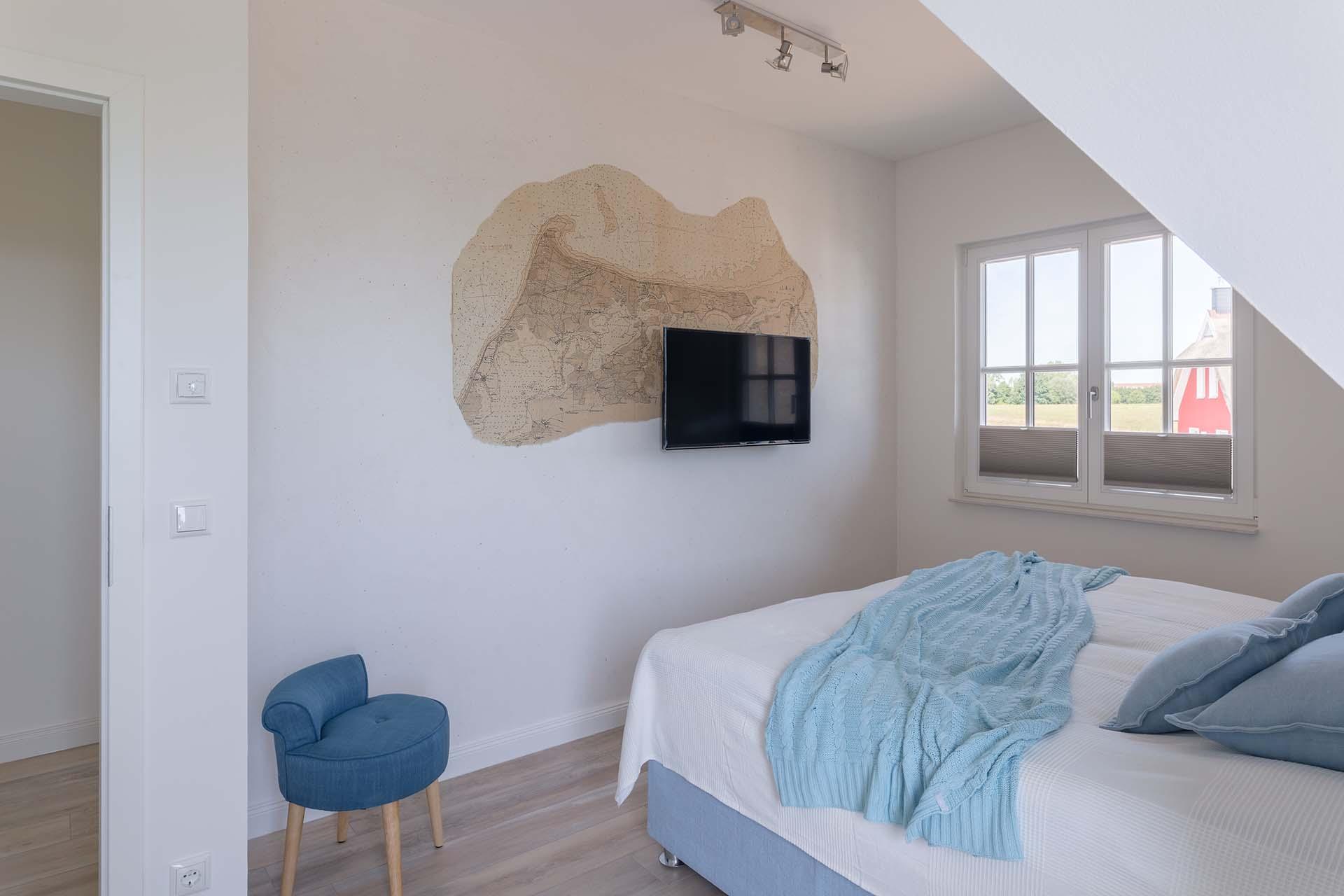 zweites Schlafenzimmer