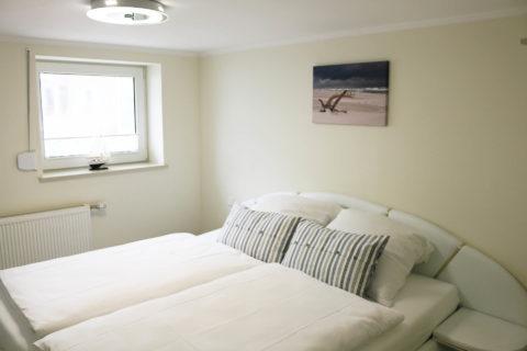 Schlafzimmer Appartement Nordlicht
