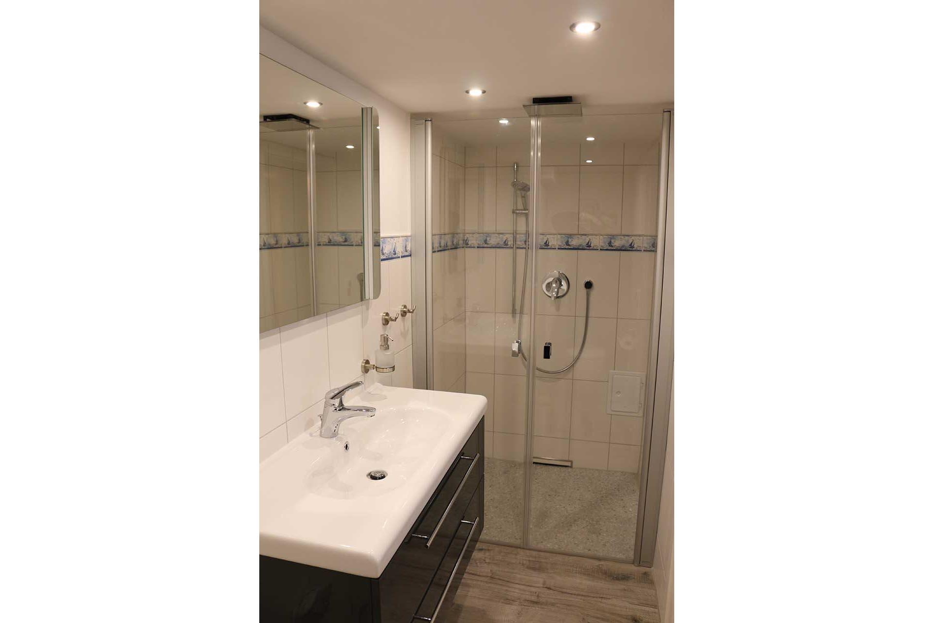 Badezimmer WC Apartment Nordlicht