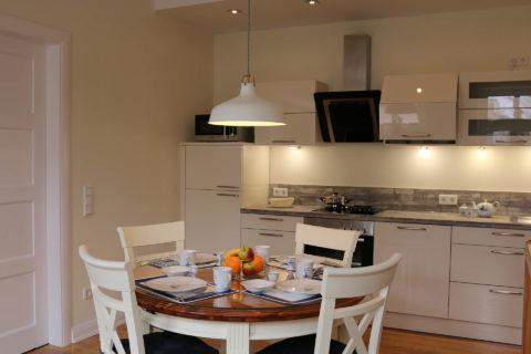 Küche Appartment Nordlicht